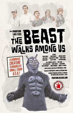 The Phantom Lake Kids in The Beast Walks Among Us