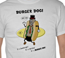 Uncle John's Burger Dog