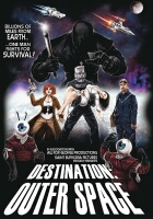 Destination: Outer Space DVD