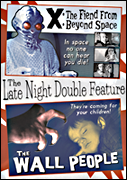 The Late Night Double Feature DVD